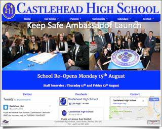 Castlehead High School